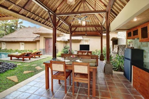 2 Bedroom Pool Villa - Breakfast#UNBRS