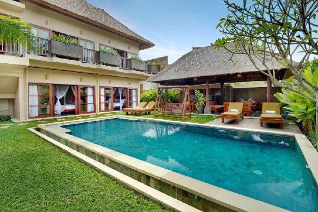 4 Bedroom Pool Villa - Breakfast#UNBRS