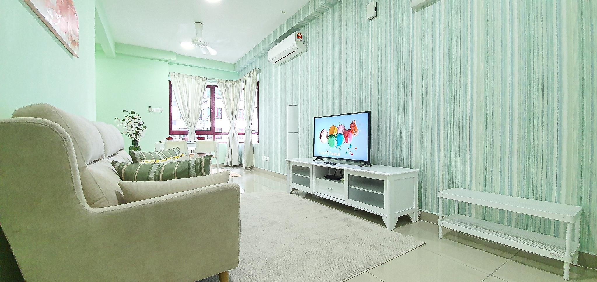 Dahlia Home @ Rafflesia Condominium