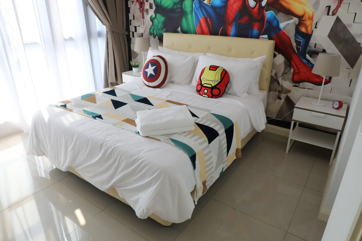 2min To LEGOLAND  Airport Pick Up  1BR 1209  T1