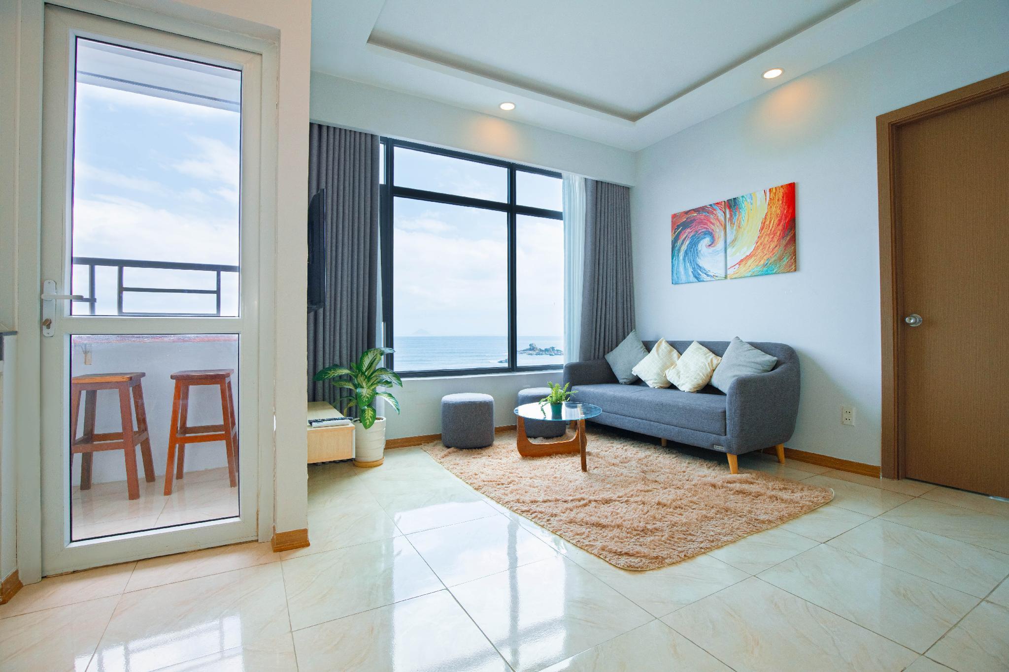 Hon Chong Beach Apartment