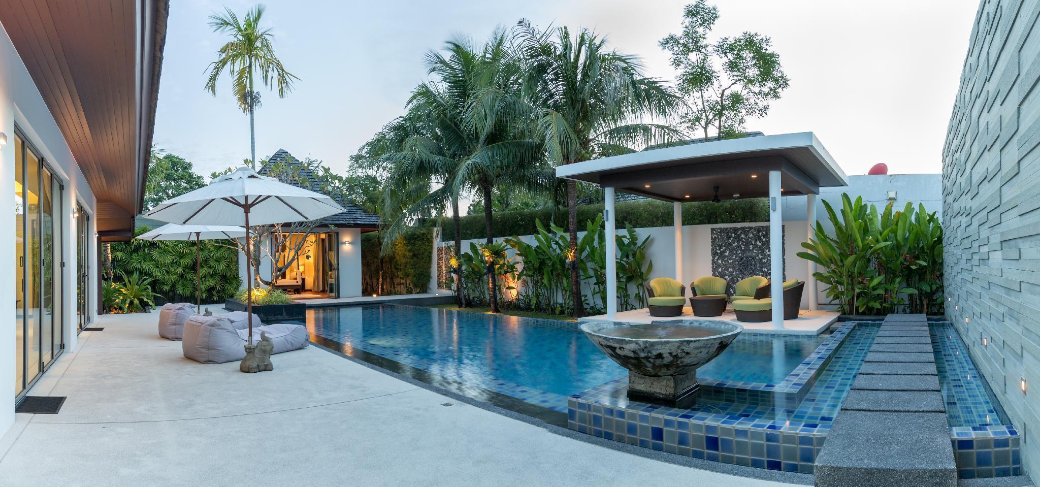4BDR VILLA bangtao beach huge discount  month stay วิลลา 4 ห้องนอน 4 ห้องน้ำส่วนตัว ขนาด 850 ตร.ม. – บางเทา
