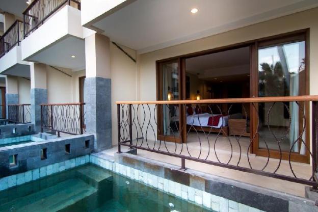 Suite Plunge Pool - Breakfast#AUH