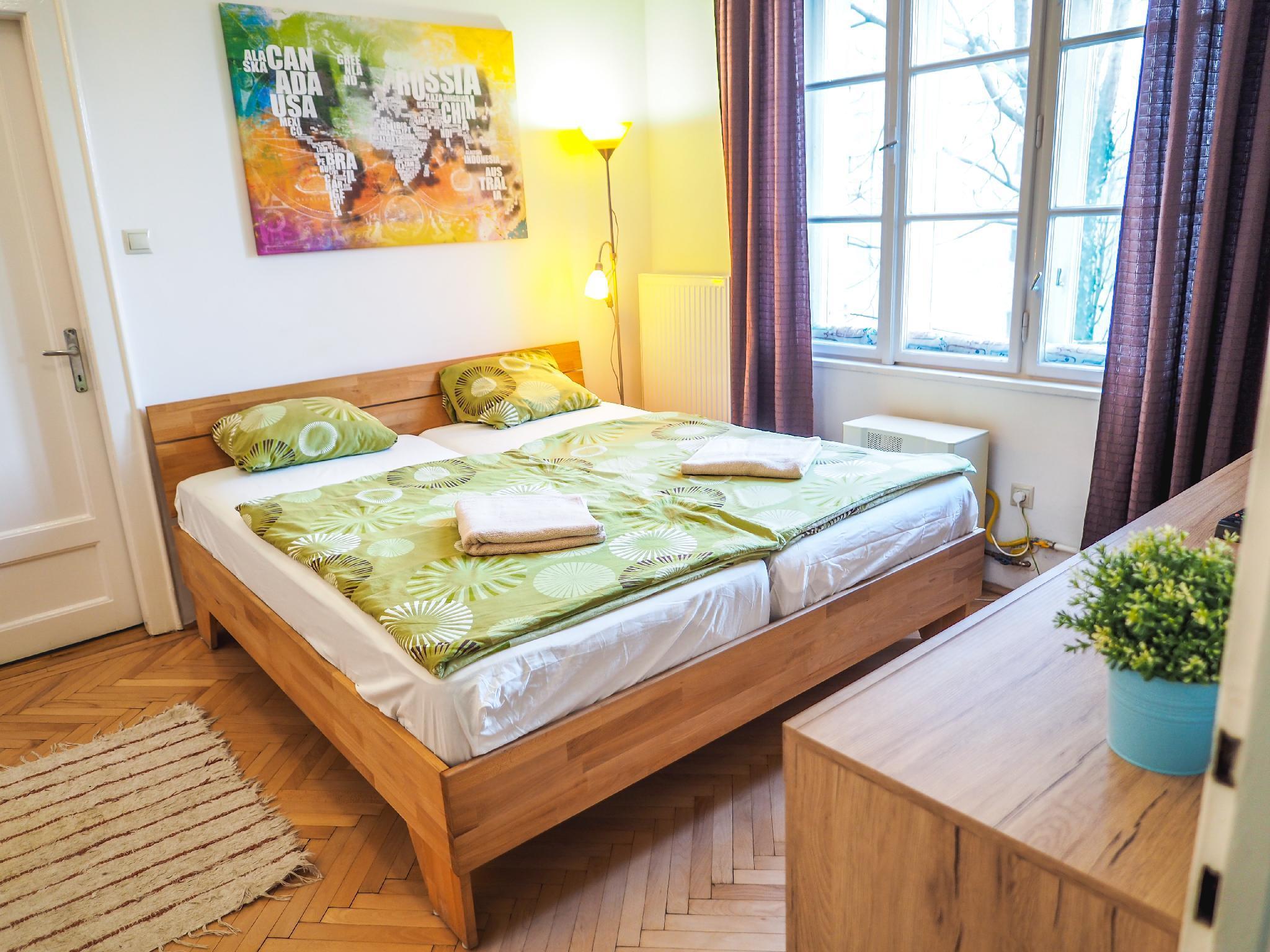 SSA Vagohid30 Apartment With Balcony
