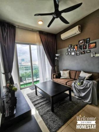 Premier suite-5min to midvalley 3BR 2Bath 8-10 Pax Kuala Lumpur