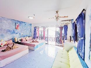Patong Beach Nightlife 4 people Room2/Fast / Drink อพาร์ตเมนต์ 1 ห้องนอน 1 ห้องน้ำส่วนตัว ขนาด 32 ตร.ม. – ป่าตอง