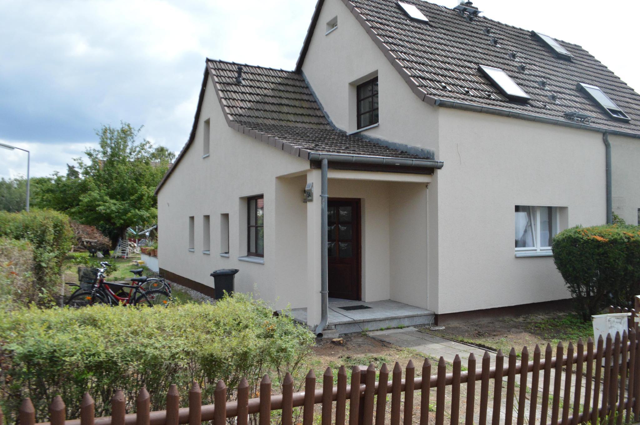 Furnished House With Big Garden Berlin Heiligensee