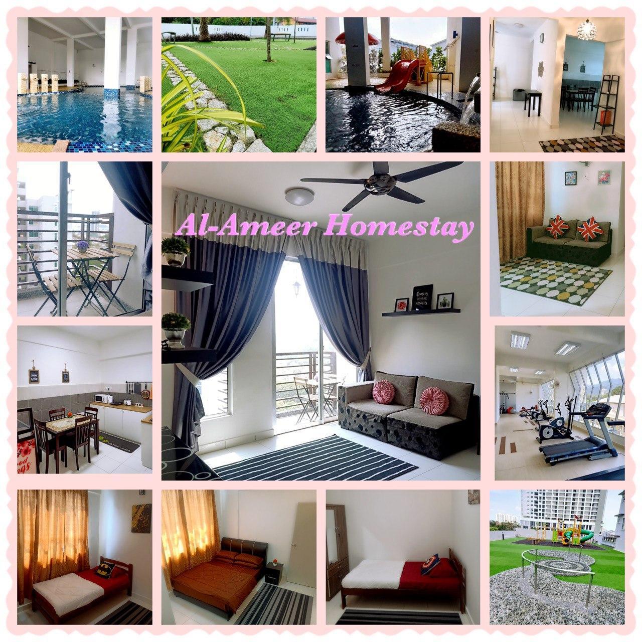 Al Ameer Homestay