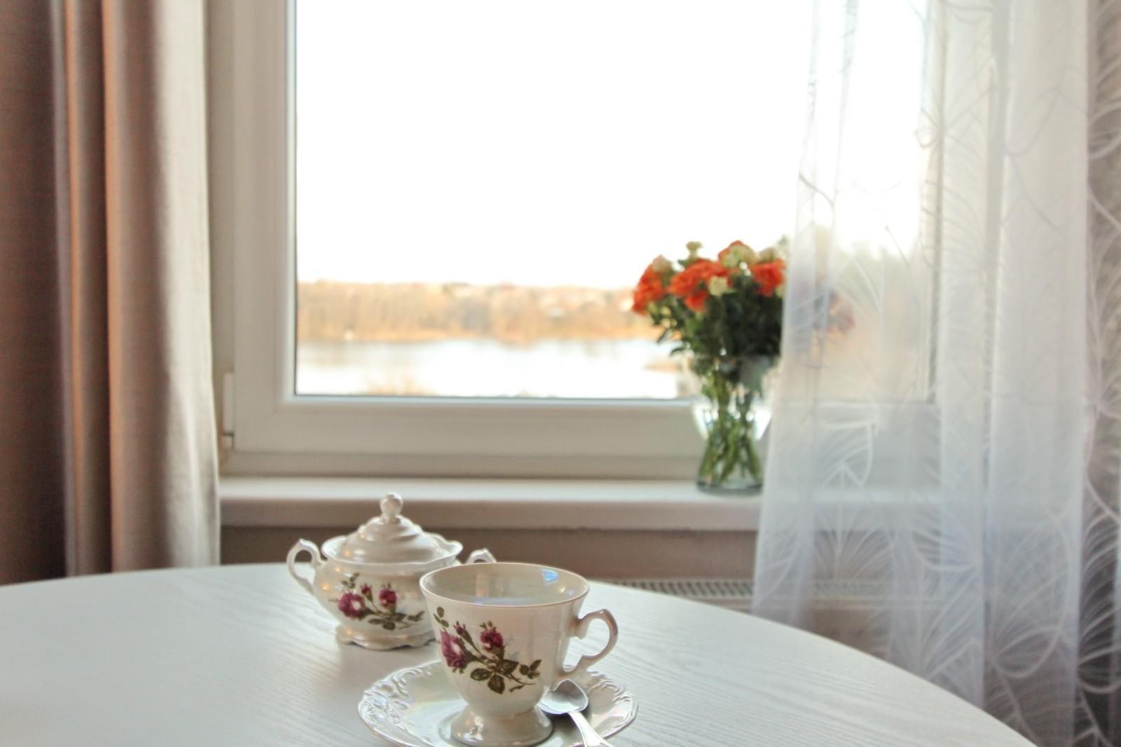 Trakai Apartment By The Lake With Fireplace