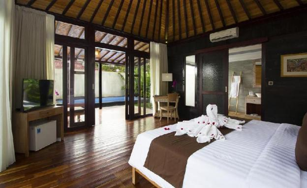 1 Bedroom Pool Villa - Breakfast#VUV