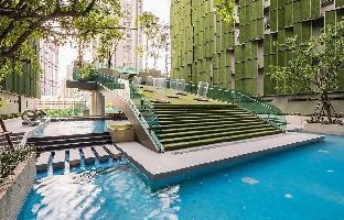 [サイアム]アパートメント(35m2)| 1ベッドルーム/1バスルーム 1BDR condo/500m to Platinum Mall/close to BTS
