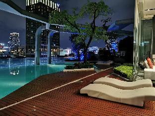 [サイアム]アパートメント(46m2)| 1ベッドルーム/1バスルーム Condo next to BTS ,1 stop to Siam Paragon