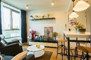 [シーロム]一軒家(90m2)| 2ベッドルーム/2バスルーム Luxury 2 bed-room suite in the heart of Bangkok