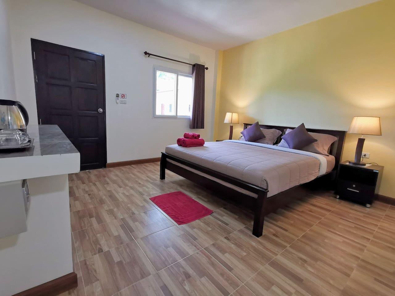 SERENDIPITY 2 1 ห้องนอน 1 ห้องน้ำส่วนตัว ขนาด 30 ตร.ม. – หาดพระแอะ