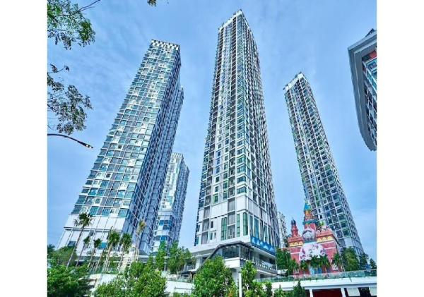 I City @I Soho 1 DUPLEX @ YuukiHomestay (T019) Shah Alam