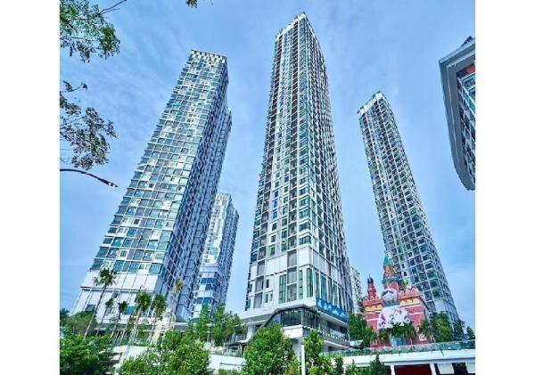 I City @I Soho DUPLEX@ YuukiHomestay (T021) Shah Alam