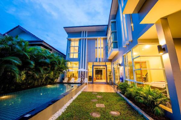 Secret Mirage Pool Villa 5BR w/Breakast near City Chiang Mai