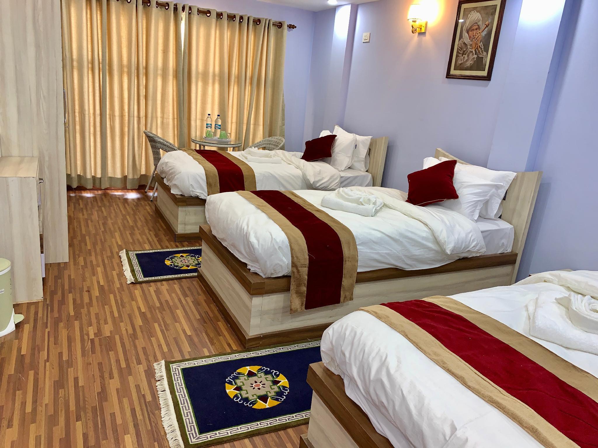 Sherpa Sweet Home  Private Home Room In Kathmandu