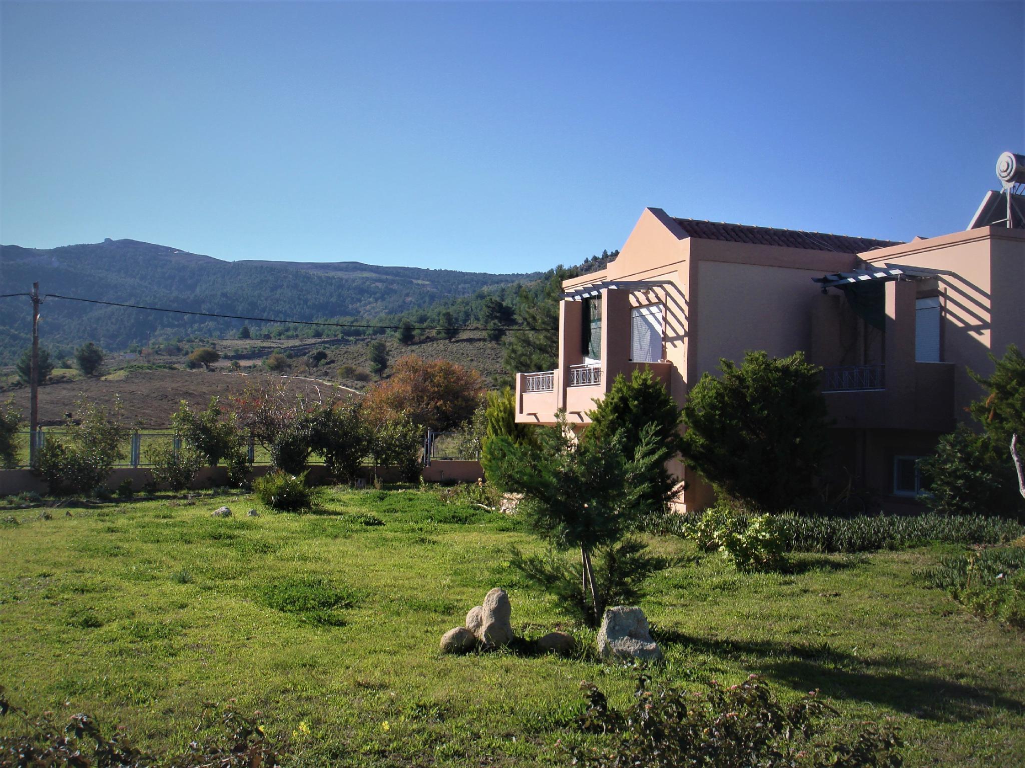 Casa Verde Houses Getaway Between Mountain And Sea