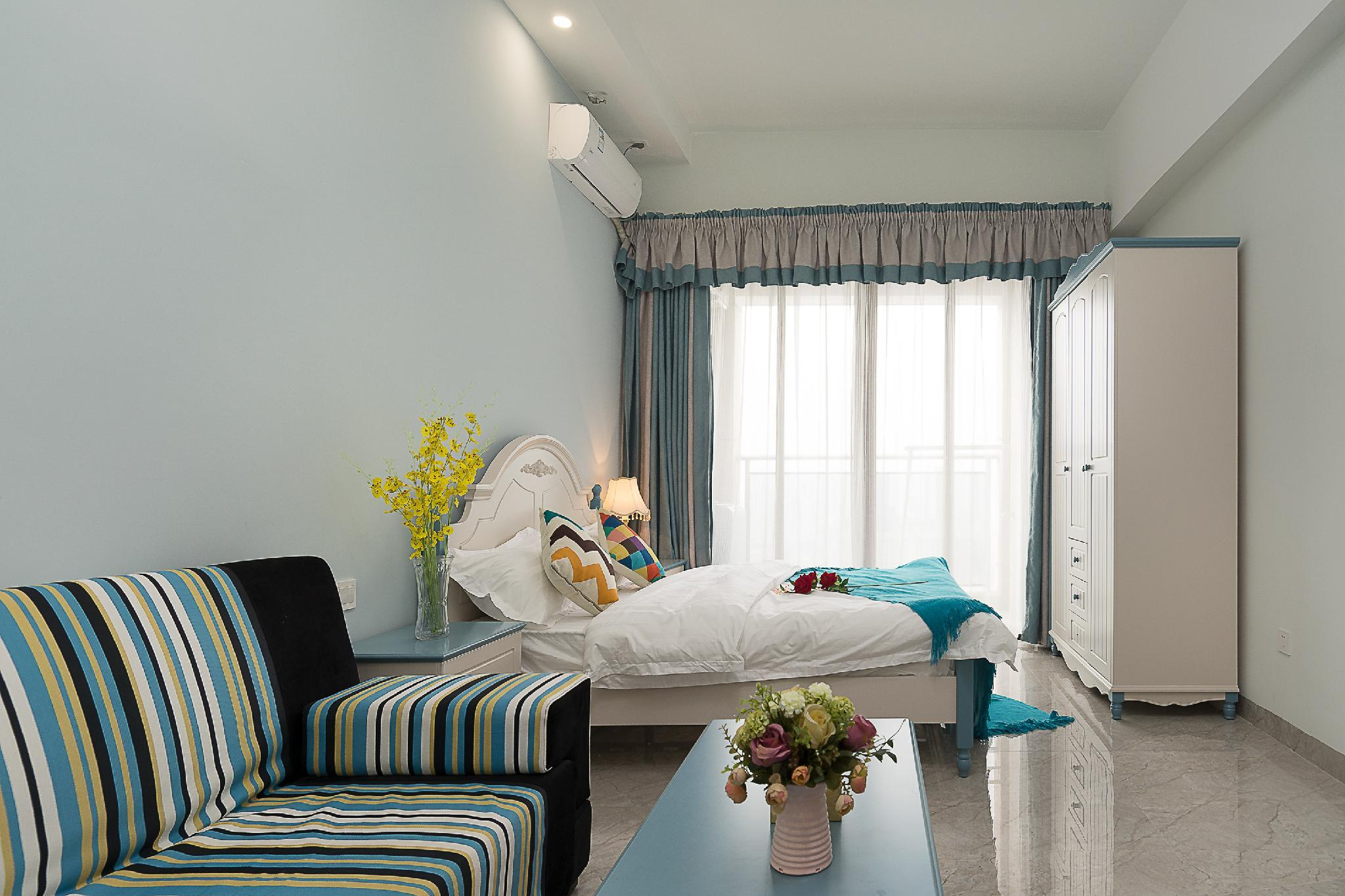 Style Big Bed Room