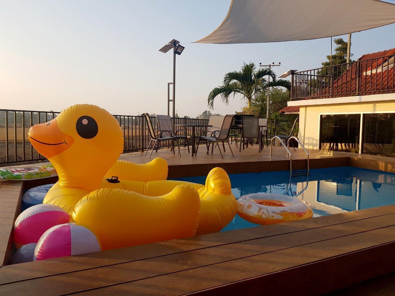 Jam House Cha Am Pool Villa