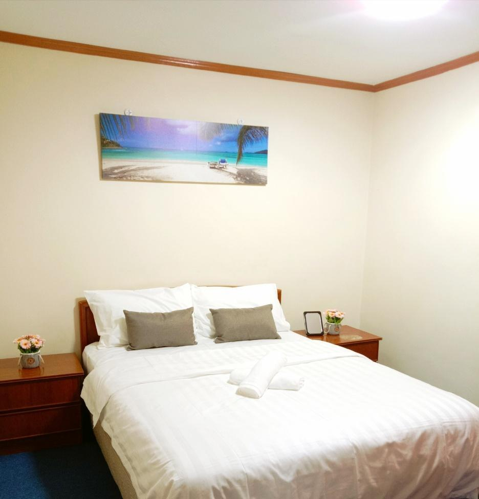 Couple's Getaway  2BR  Spacious & Peaceful @KkCity