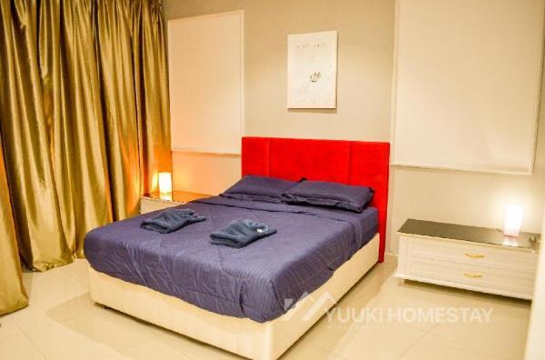 I City @I Soho 1 Bedroom @ YuukiHomestay (T043) Shah Alam
