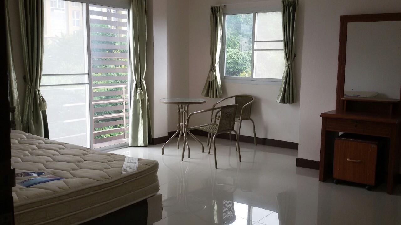 Rayonna PJ สตูดิโอ อพาร์ตเมนต์ 1 ห้องน้ำส่วนตัว ขนาด 28 ตร.ม. – ตัวเมืองระยอง