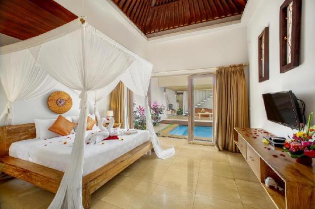 1BR with Privat Pool & Garden view Villa@ubud