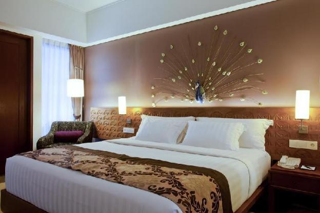 1Deluxe Room island with pool and Breakfast @Kuta