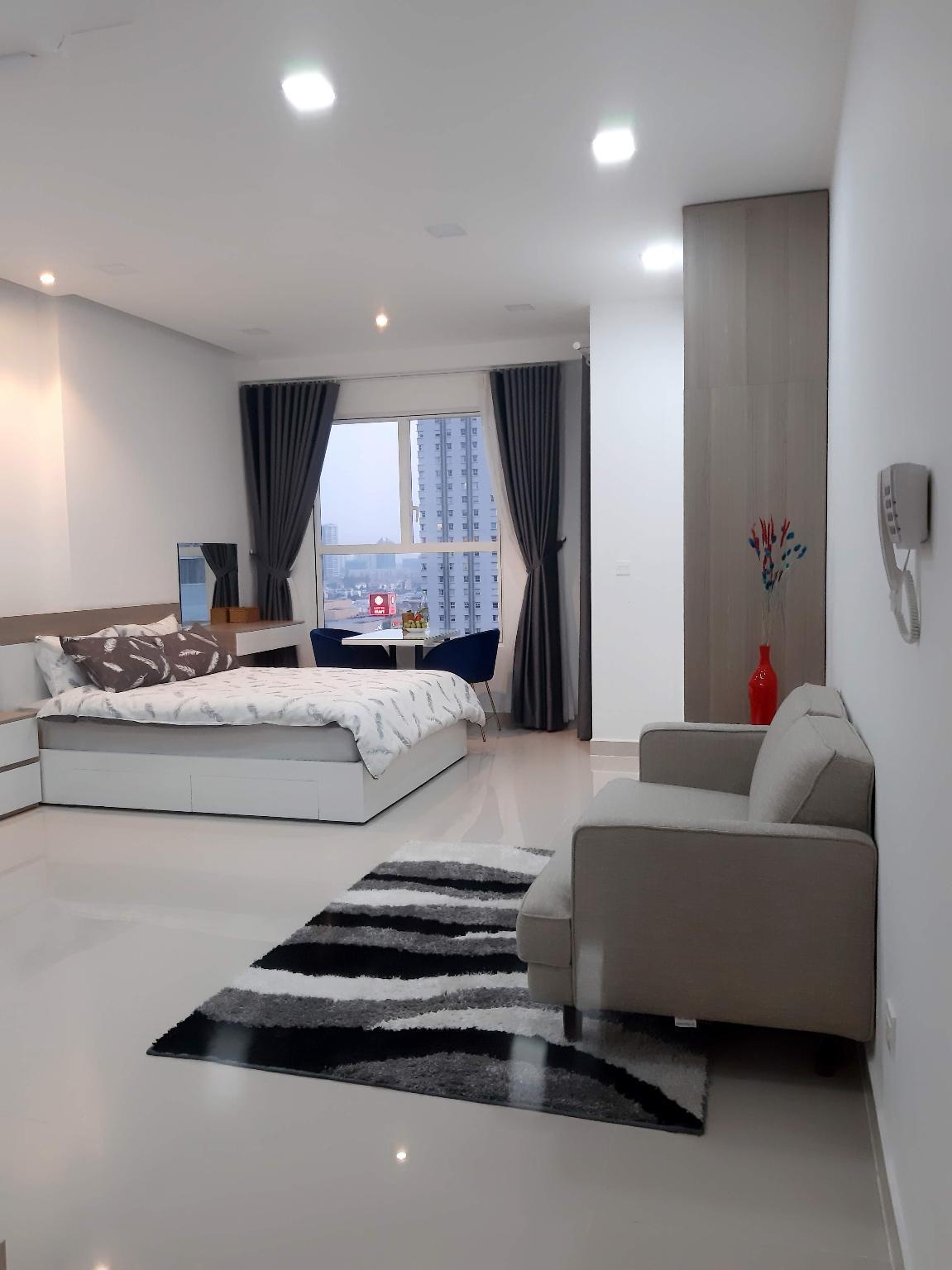 Luxury Apartment  Sunrise City View