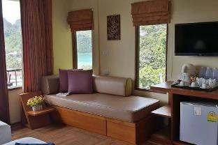 [アオロー ダラム]アパートメント(60m2)| 1ベッドルーム/1バスルーム Superior Family room for 3 - Sea View
