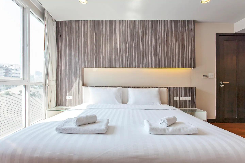 Double Trees Residence, Thong Lo อพาร์ตเมนต์ 2 ห้องนอน 3 ห้องน้ำส่วนตัว ขนาด 150 ตร.ม. – สุขุมวิท