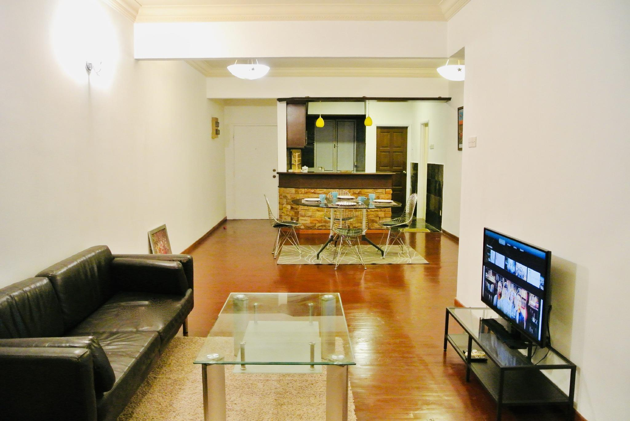 Guesthouse Homestay Mid Valley City And KL Sentral