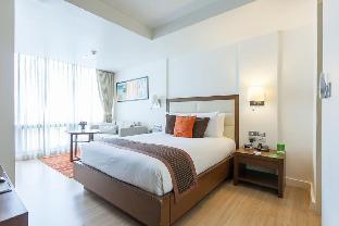 [スクンビット]アパートメント(42m2)  1ベッドルーム/1バスルーム Amazing Central Studio Apartment