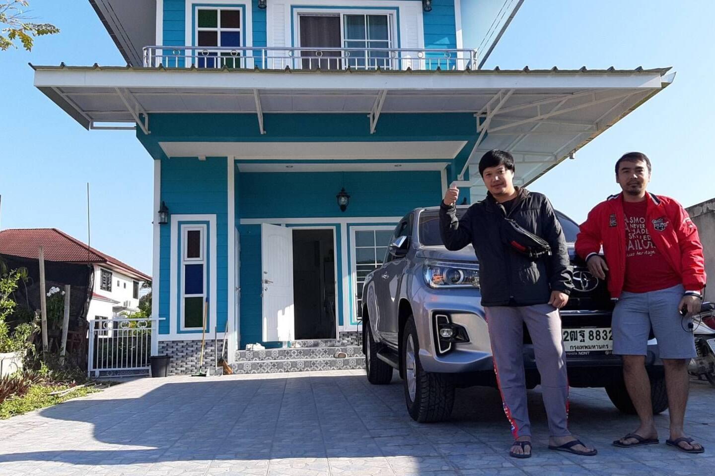 Blue House 3 Bedrooms Near Nimman Free Apr Pick Up