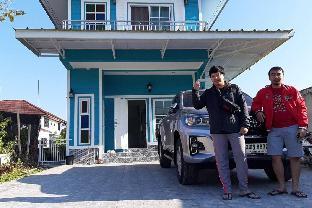 Blue house 3 bedrooms near Nimman/Free Apr pick up บ้านเดี่ยว 3 ห้องนอน 3 ห้องน้ำส่วนตัว ขนาด 130 ตร.ม. – สุเทพ