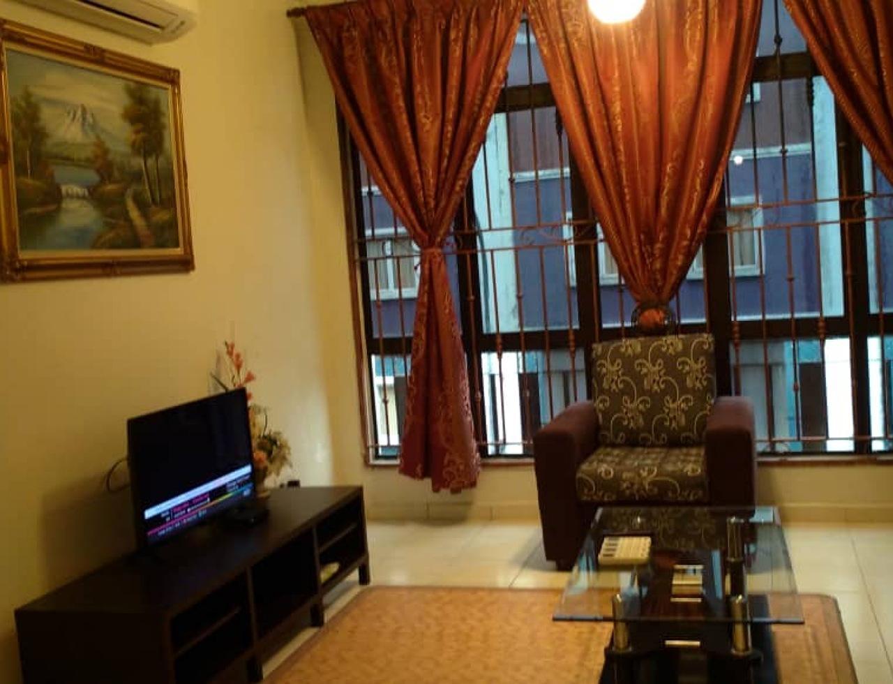 3 Rooms Apartment Full Acond In Banda Hilir For 8