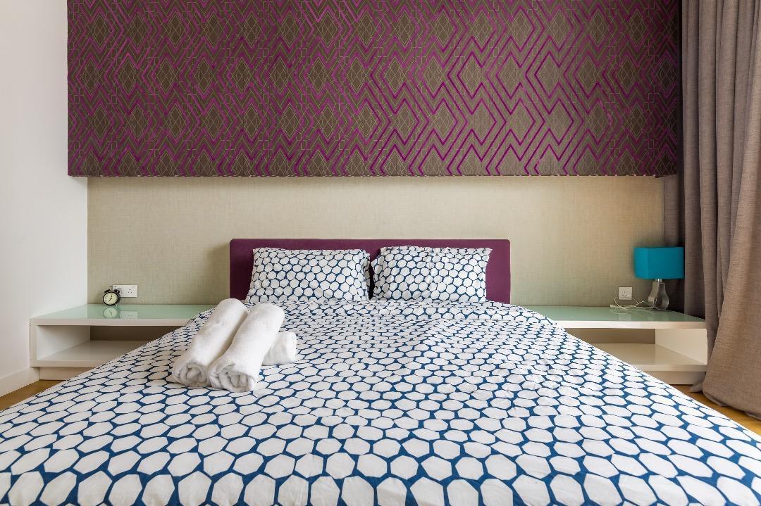216   2 Bedroom Deluxe @ The Platinum Suites