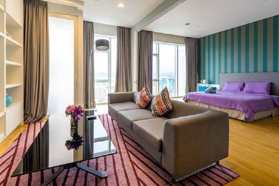 103   1 Bedroom Suite @ The Platinum Suites