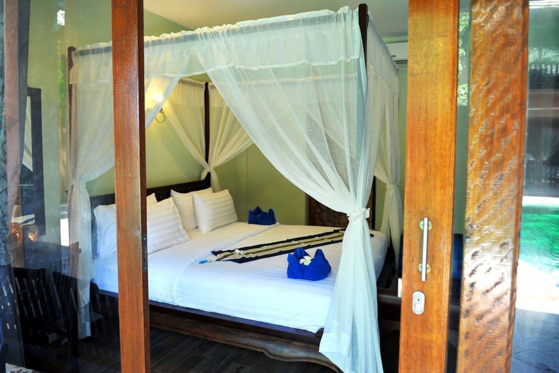 Amazing Superior Pool Access In Ko Tao บังกะโล 1 ห้องนอน 1 ห้องน้ำส่วนตัว ขนาด 55 ตร.ม. – แม่หาด