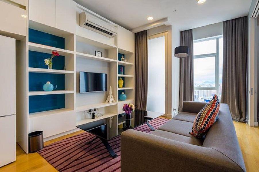 124   1 Bedroom Suite @ The Platinum Suites