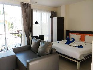 Long 'N Joy Samui(Junior suite 2302) 1 ห้องนอน 1 ห้องน้ำส่วนตัว ขนาด 30 ตร.ม. – หาดเฉวง
