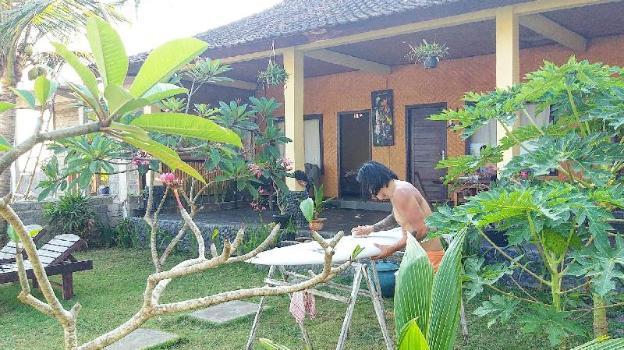 Medewi surf hostel