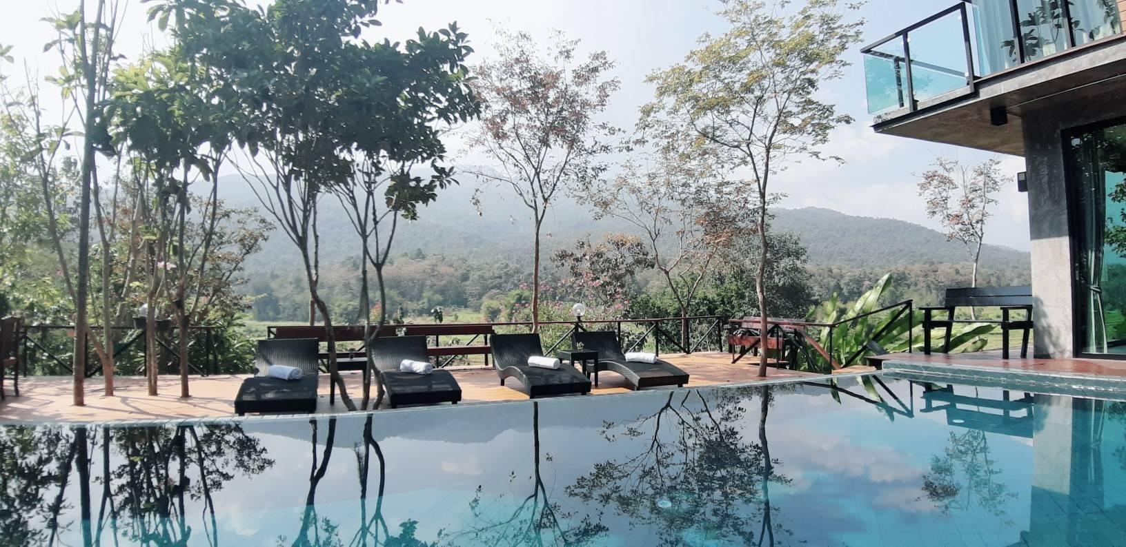 NS Pool Villa Don Kaew Mae Rim @Chiang Mai