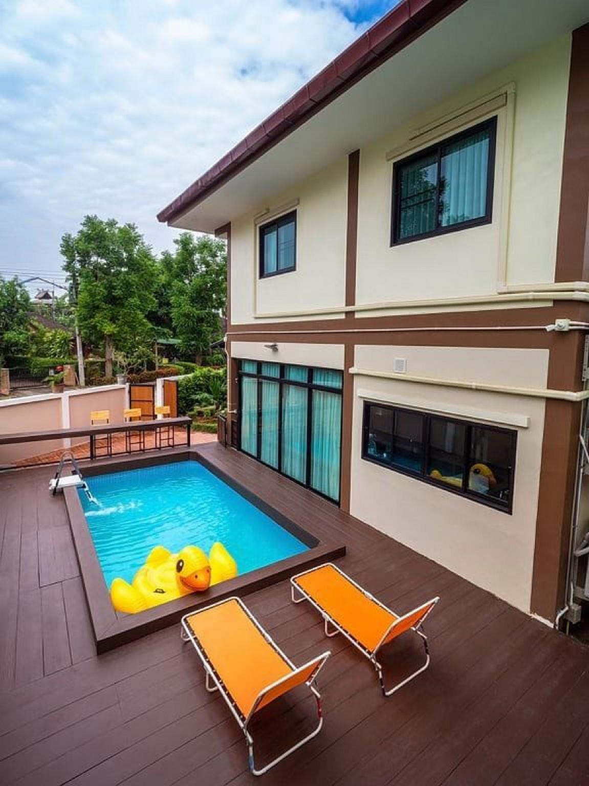 Luxury Ban Wang Tan Pool Villa