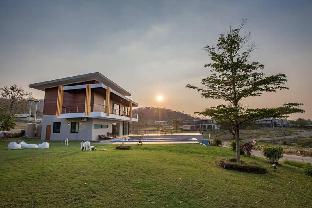 [カオヤイ国立公園]ヴィラ(400m2)| 3ベッドルーム/6バスルーム Brownie mountain Private pool villa KhaoYai