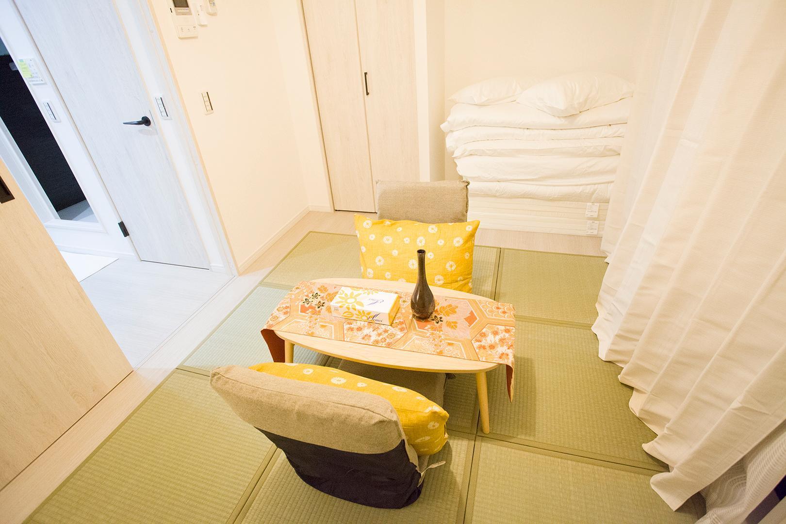 Brand New Apartment Tatami Residential Area B203