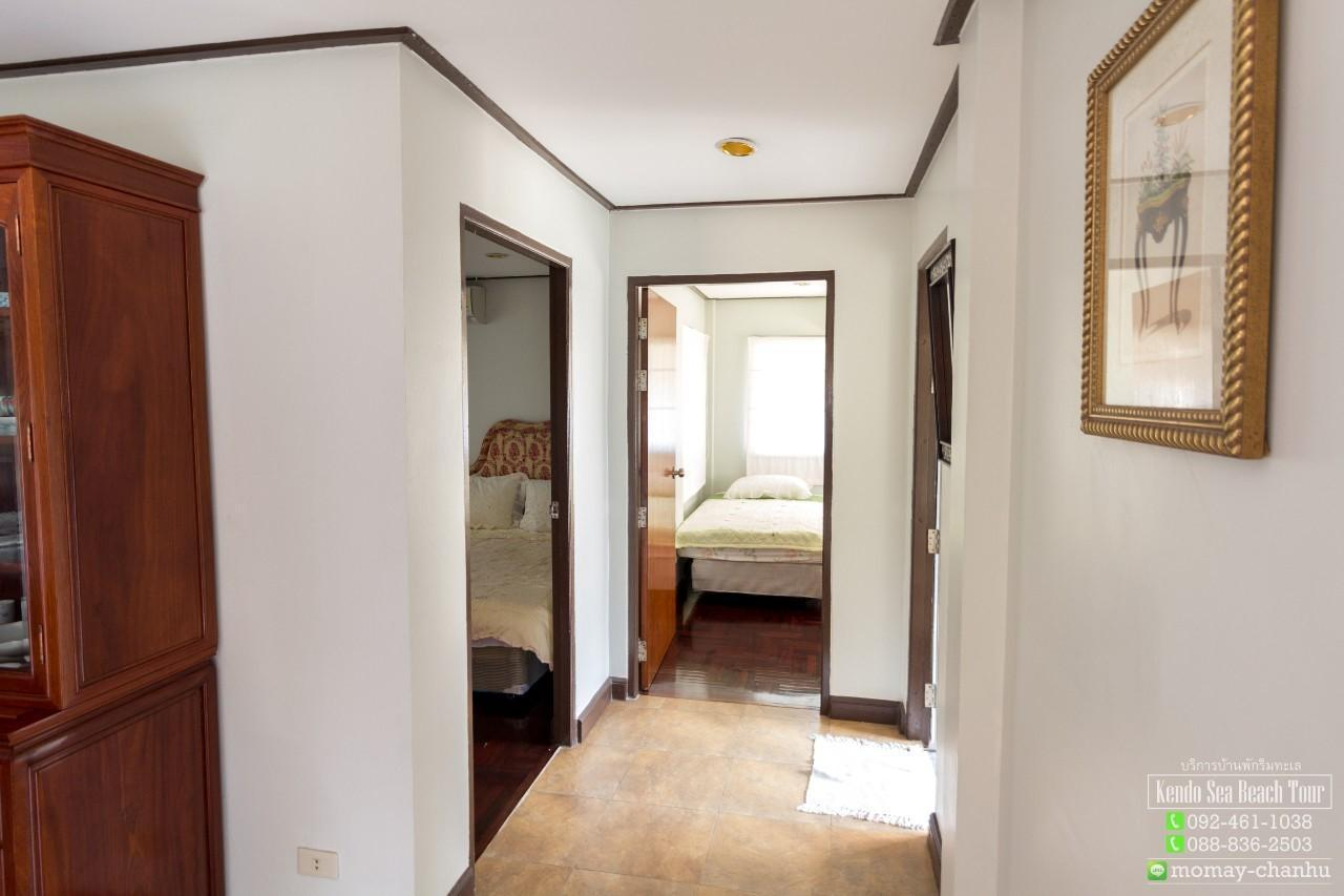 KENDO Sea Beach 02 F12 HOUSE บ้านเดี่ยว 3 ห้องนอน 2 ห้องน้ำส่วนตัว ขนาด 85 ตร.ม. – แกลง