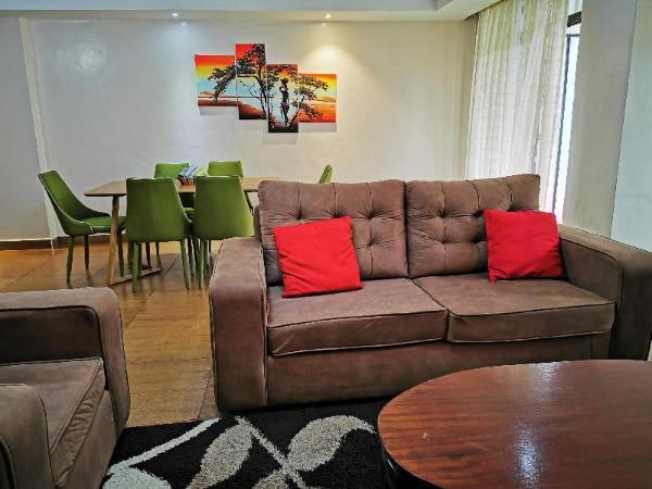 Nemadek Skyline Apartment Nairobi